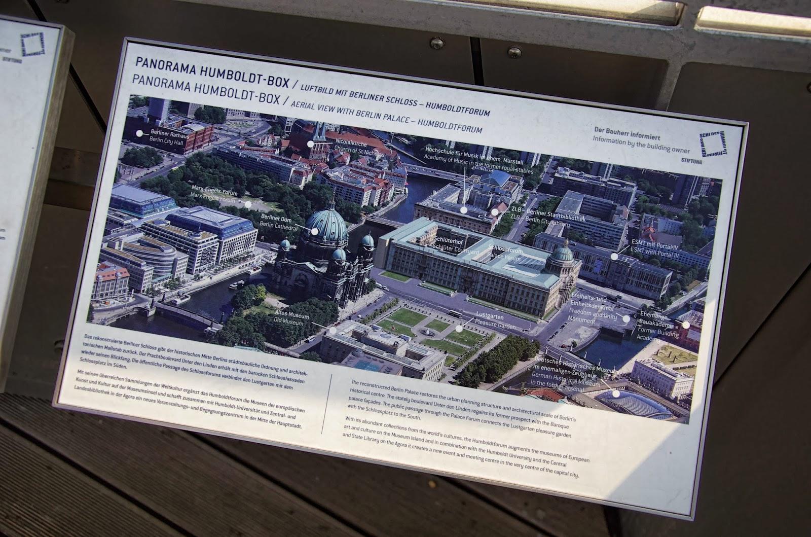 Baustelle Berliner Schloss, Stadtschloss, Schlossplatz, 10178 Berlin, 09.03.2014