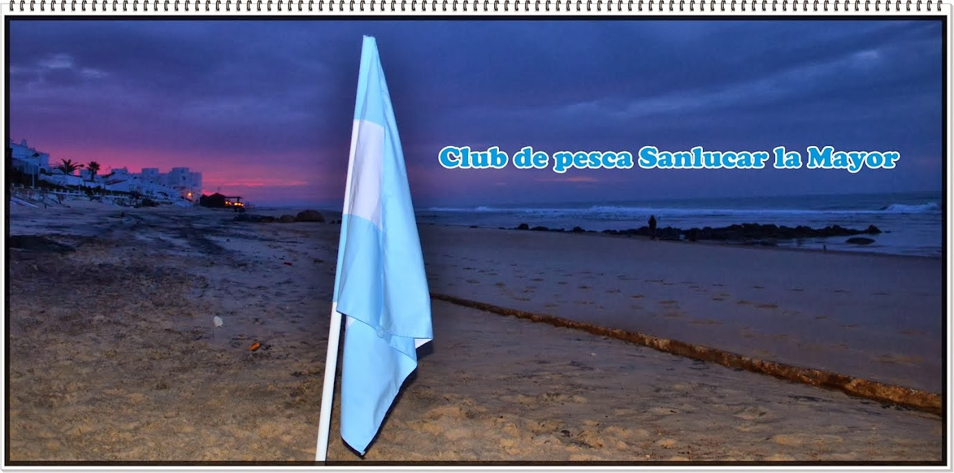 Club de pesca Sanlucar la Mayor