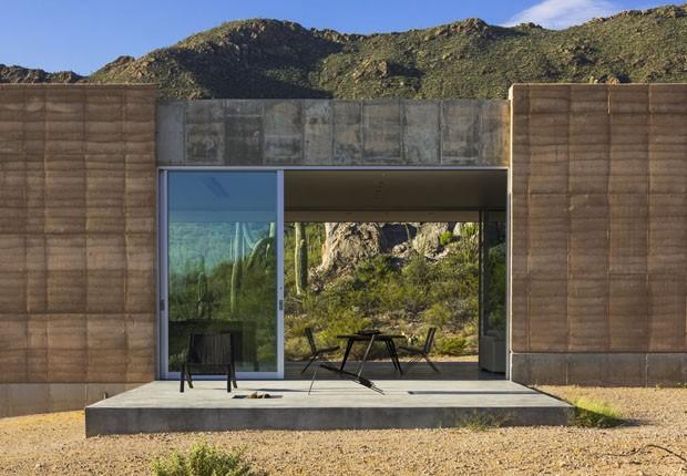 Casa En El Desierto De Sonora Dust Architects Blog