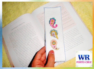 bookmark paisley