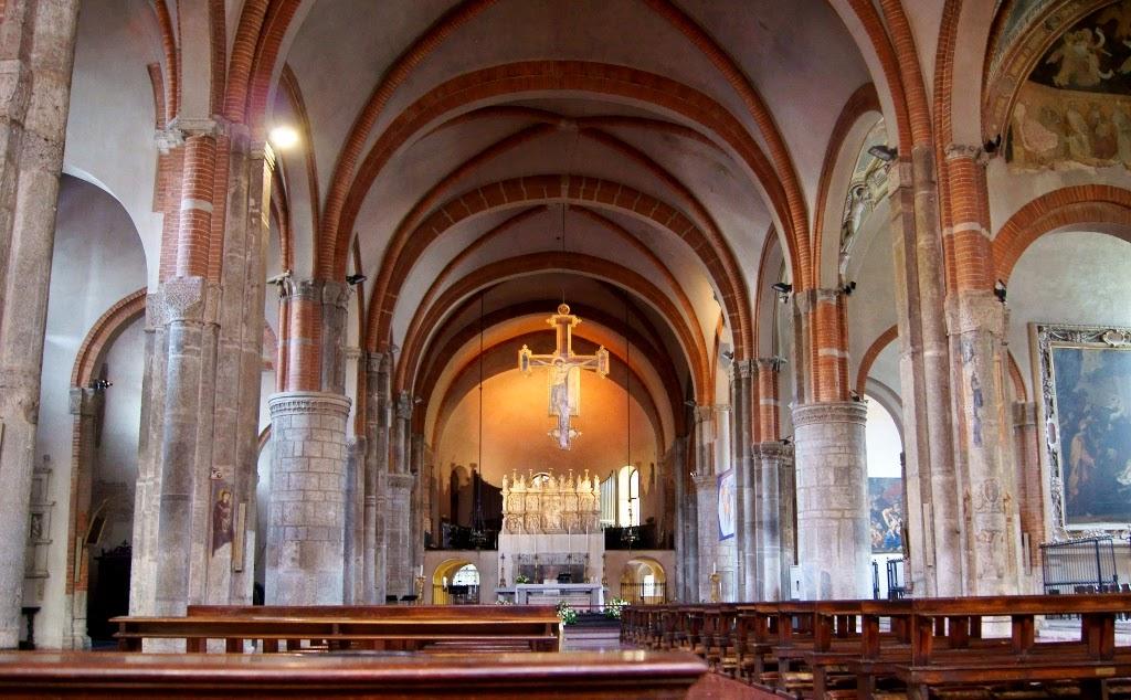 Milano per milanesi che non conoscono la loro citt sant for Piazza sant eustorgio