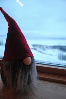 トムテという名のスウェーデン式サンタ