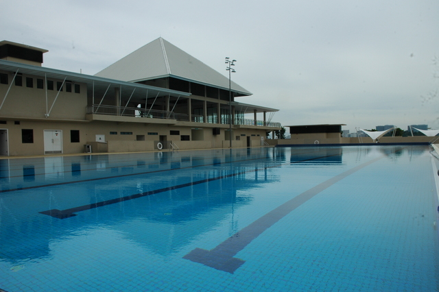 Suka Berenang Like Swimming Kolam Renang Pusat Akuatik Precint 6 Putrajaya