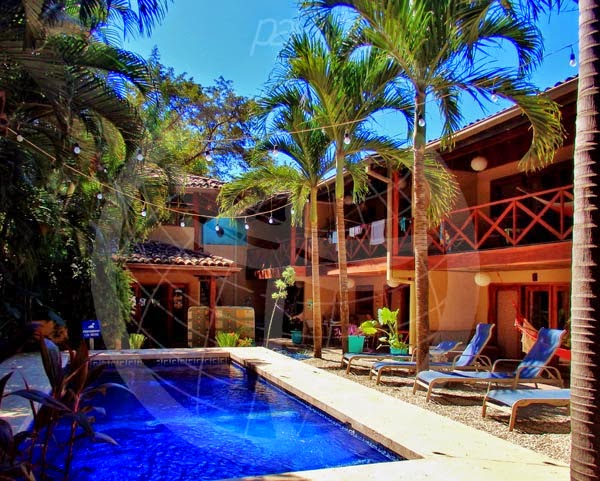 Chocolate Hostel, Tamarindo, Costa Rica.