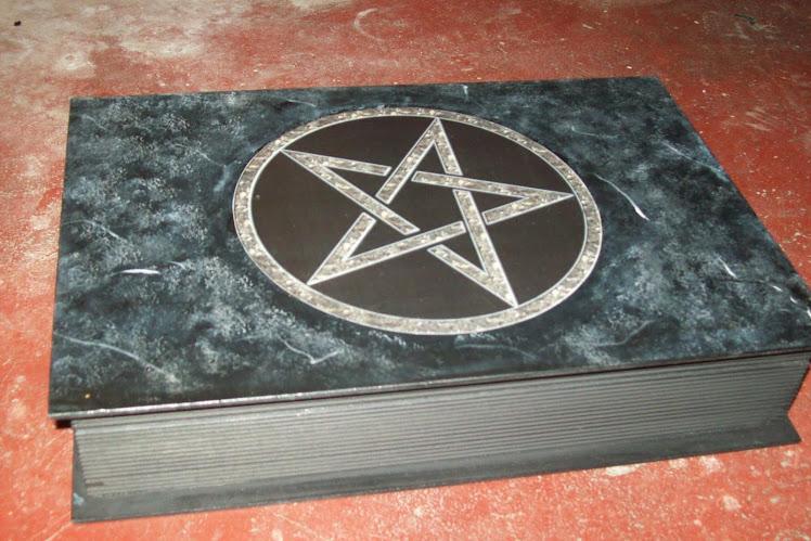 meu livro das sombras