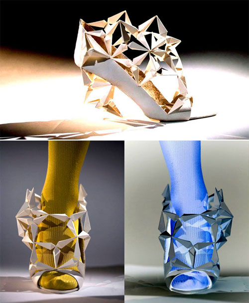 8 Creative/Weird Shoe Designs