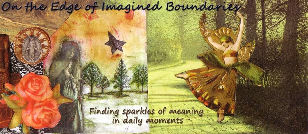 ON THE EDGE OF IMAGINED BOUNDARIES