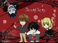 cute death note