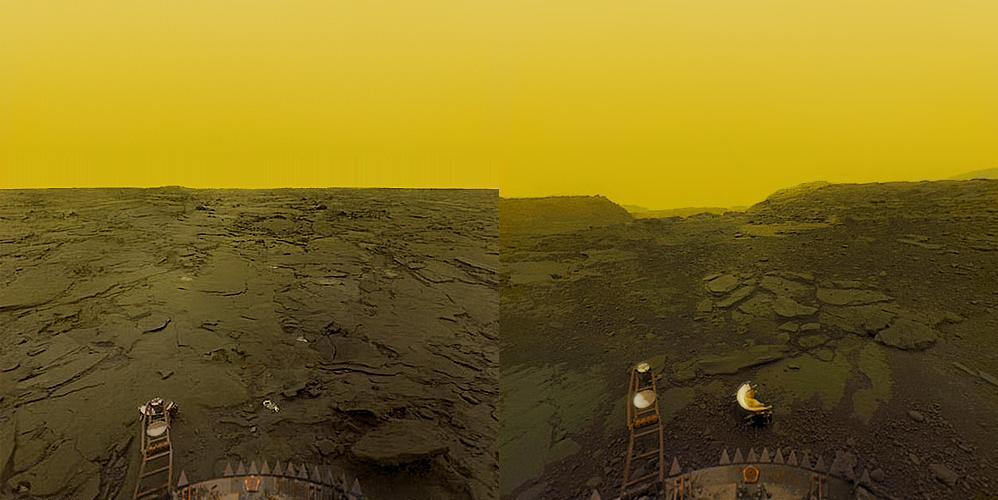 Curiosidades de la naturaleza - Página 2 Venus1