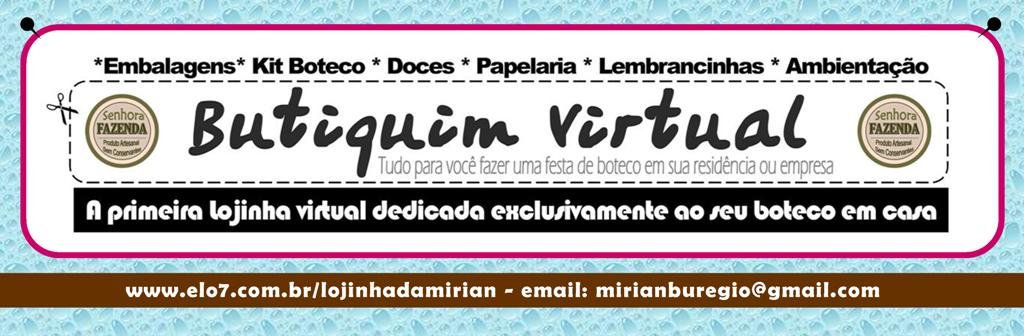 Lojinha Butiquim Virtual