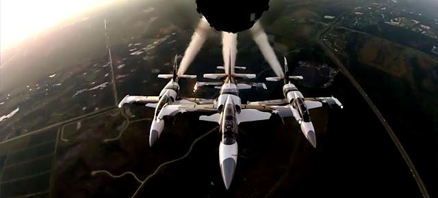 okokno Black Diamond Jet Team - America's Premier Civilian Squadron Video