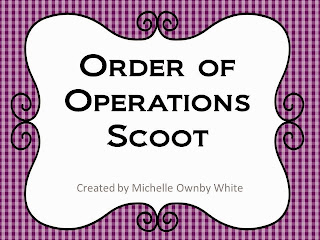 http://www.teacherspayteachers.com/Product/Order-of-Operation-Errors-Scoot-970501