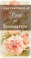 I Was Featured on Roses of Inspiration