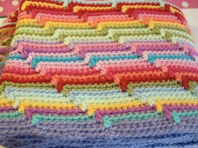 free crochet pattern vintage afghan