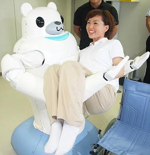 5 Besar Robot Binatang Unik Dunia