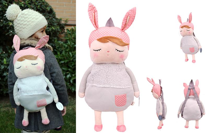 mochila muñeca little rabbit