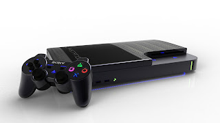 Sony's new Play Station 4
