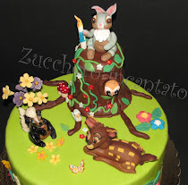 Cartoon cakes/Torte per bambini