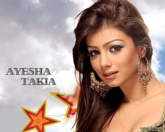 Star Ayesha Takia