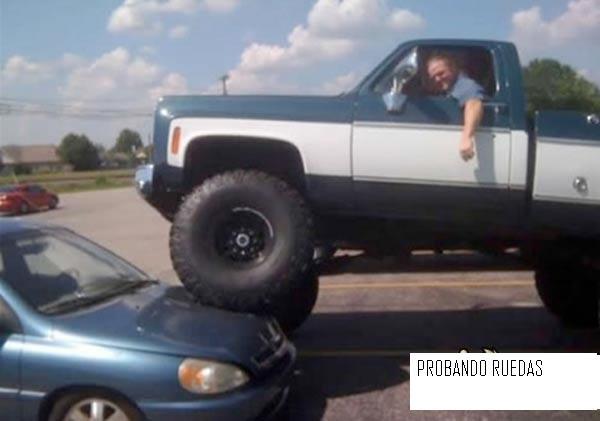 Vamos a darle al humor SB1153-Probando-ruedas