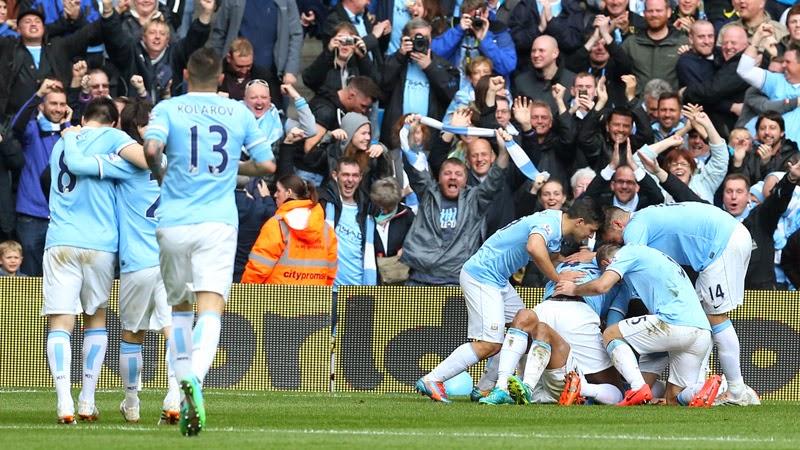 Manchester City Juara Liga Primer Inggris 2013-2014