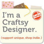I am a Craftsy Designer