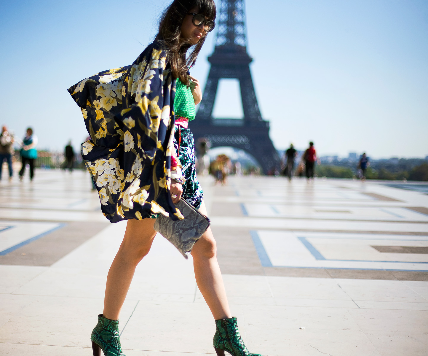 Hip Chic By Karin Street Style Paris Fashion Week