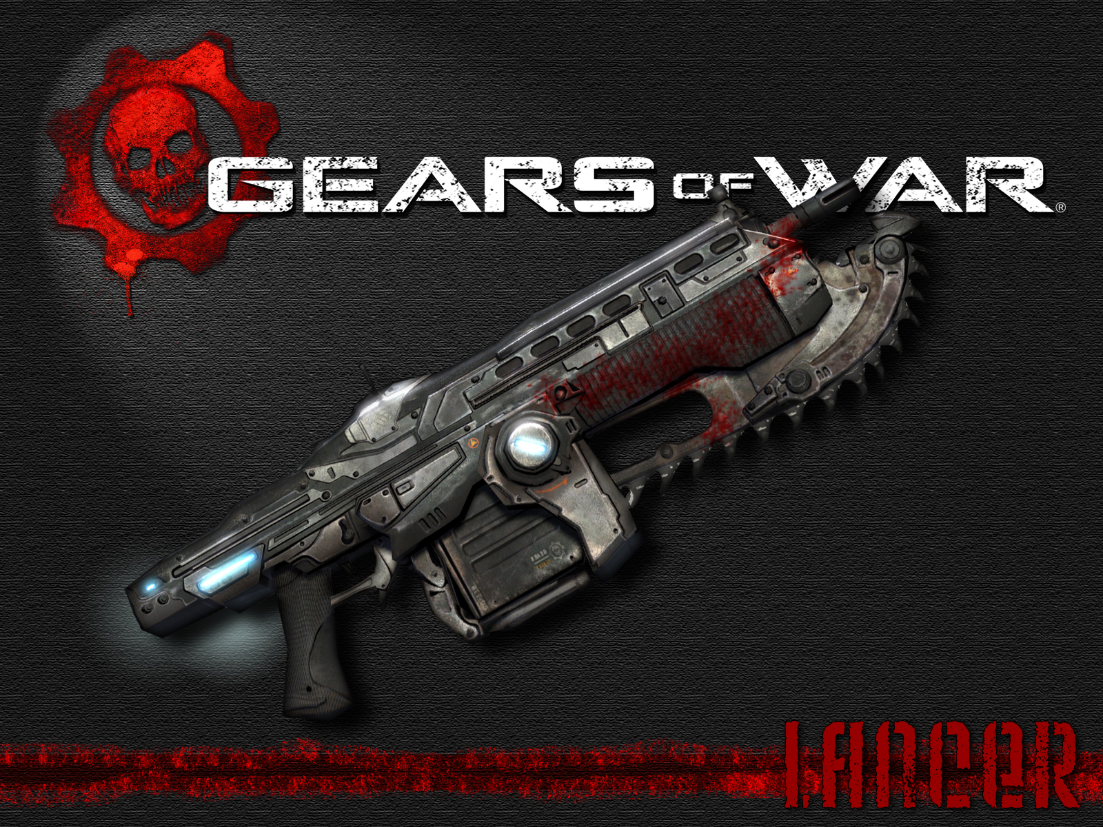 Gears of War HD & Widescreen Wallpaper 0.610988600265218