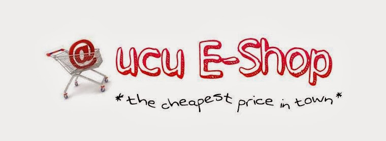 ucu e-shop ~the lowest price ever!~