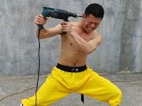 Aksi Ekstrem Master Kung Fu
