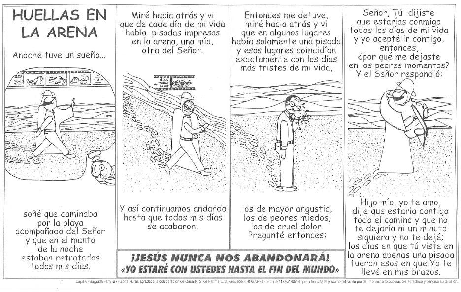 La Catequesis (El blog de Sandra): Recursos catequesis: Cómic para ...