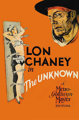 The Unknown 1927 poster