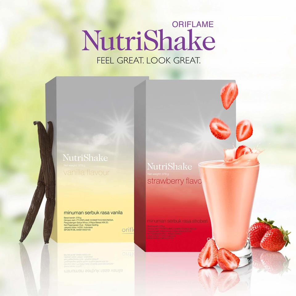 Diet Sehat Dengan Nutrishake