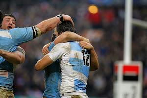 Declaraciones de Los Pumas tras vencer a Francia.
