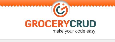 30 detik membuat crud dengan groceryCRUD di codeigniter