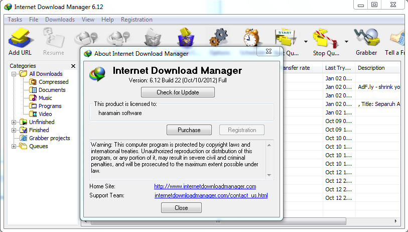 internet  manager patch yapma