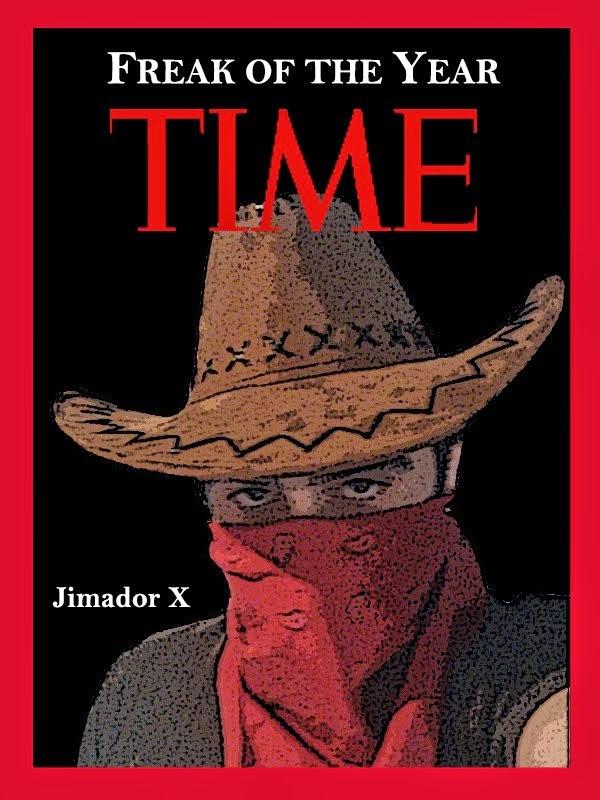 El Blog póstumo de Jimador X