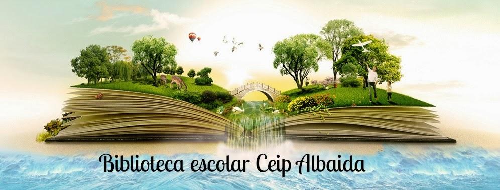 Biblioteca escolar Ceip Albaida