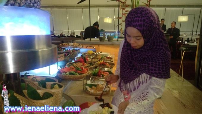 Ramadhan Buffet Selera Malaysia Di Gobo Chit Chat Traders Hotel, Kuala Lumpur