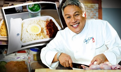 Chef Wan, world-famous celebrity chef, should be the role ...