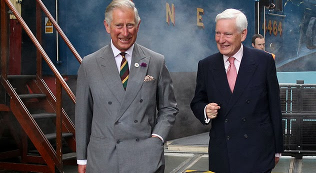 Suit Analysis: Prince Charles | Highway Catwalk