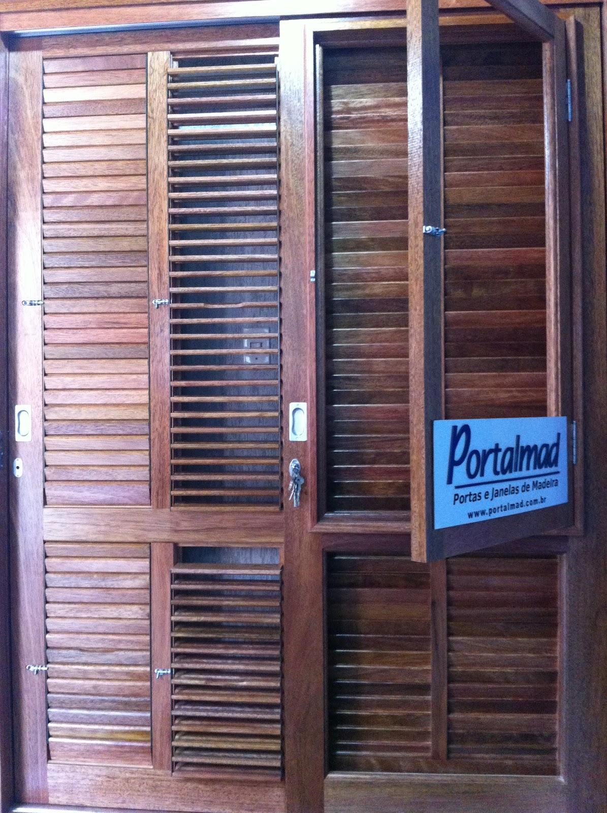 #1D61AE Janelas soluções completas em esquadrias de madeira: Porta de  1202 Portas E Janelas De Madeira Em Uniao Da Vitoria