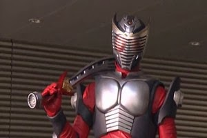 Kamen Rider Ryuki 11 Subtitle Indonesia