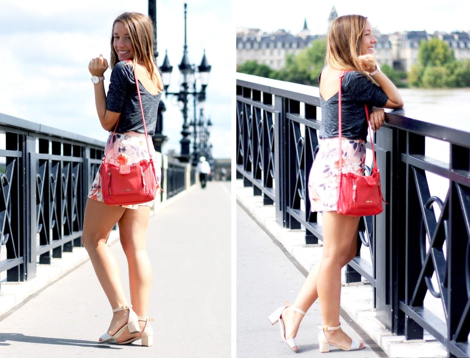 Pont de Pierre Bordeaux Blog Mode