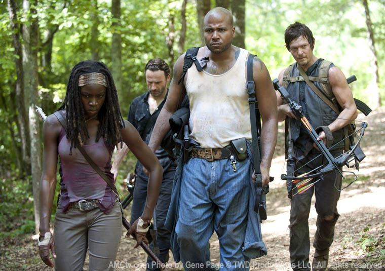 "The Walking Dead 3x07 - ""When the Dead Come Knocking"": Review -Michonne, Dary, Rick y Oscar"