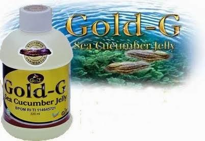 Obat Paling Berkhasiat Dan Bagus Jelly Gamat Gold G