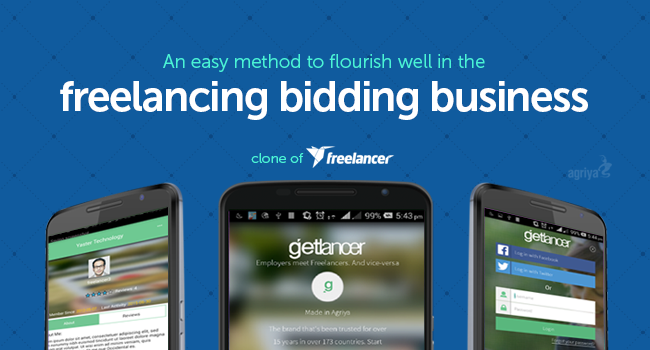 freelancer clone android app