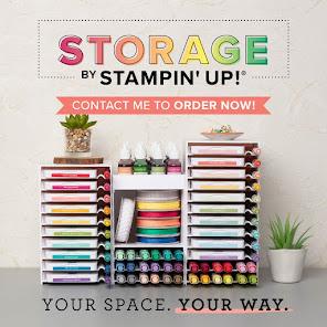 Stampin' Up Storage