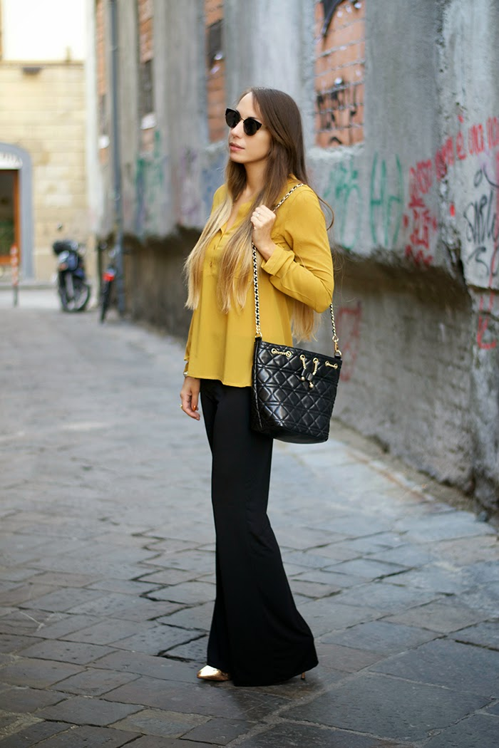 total look the city