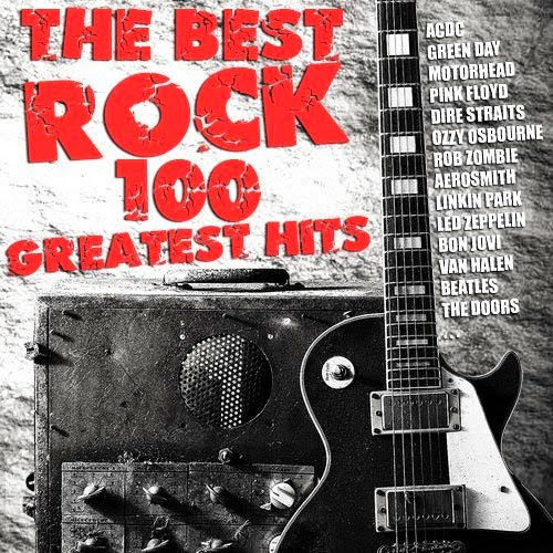 Download The Best Rock 100 Greatest Hits 2014